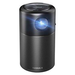 Proiettore Tascabile Anker Nebula M1 DLP 100 Lm 8 GB WiFi 5200 mAh Nero