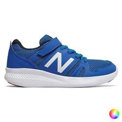 Scarpe da Tennis Casual Bambino New Balance YT570 Verde 28