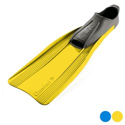 Pinne da Snorkel Cressi-Sub Clio Azzurro