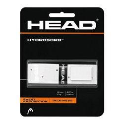 Grip Tennis Head Hydrosorb 1,8 mm Elastomero Bianco