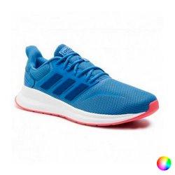 Adidas Sapatilhas de Running para Adultos Branco 40