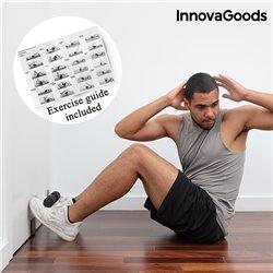 Barre de Porte pour Abdominaux avec Guide d'Exercices InnovaGoods