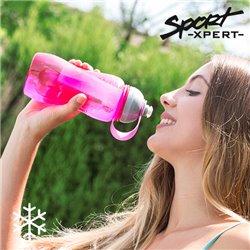 Bidon en Plastique avec Refroidisseur Sport Xpert