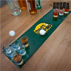 Jogo de Beber Shot Pong Th3 Party (15 Peças)