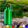Bottiglia in Alluminio (400 ml) 143384 Azzurro