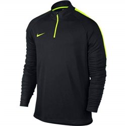 Nike Training Sweatshirt for Adults Dry Academy Dril Top Black (Size xl - us)