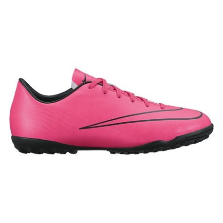 outlet store sale 88430 33a81 Nike Children's Multi-stud Football Boots JR Mercurial Victory V TF Pink  37.5 (EU) - 5Y (US) 3328