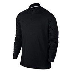Nike Sweat-shirt d'Entraînement pour Adultes Dry Academy Top Noir L