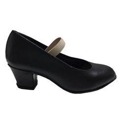 Scarpe da Flamenco da Donna Zapatos Flamenca 125 Chiodi di garofano 37
