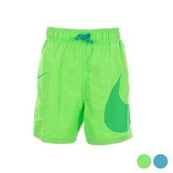 Costume da Bagno per Bambini Nike 4 Volley Short Grigio XL