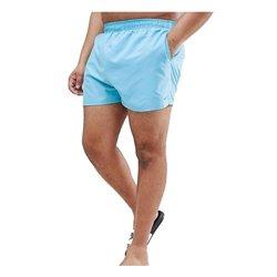 Costume da Bagno Uomo Nike 7 Volley Short Azzurro XL