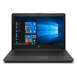 HP 240 G7 Preto Notebook 35,6 cm (14) 1366 x 768 pixels Intel® Core™ i3 de sétima geração i3-7020U 8 GB DDR4-SDRAM 1000 6MR09EA
