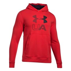 Under Armour Men's Hoodie 1299143-600 Red L