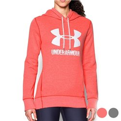 Under Armour Women's Hoodie 1302360 L Coral