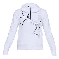 Under Armour Women's Hoodie 1320608-100 White S