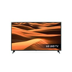 "Smart TV LG 43UM7100 43"" 4K Ultra HD LED WiFi Nero"