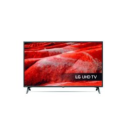 "Smart TV LG 43UM7500 43"" 4K Ultra HD LED WiFi Nero"