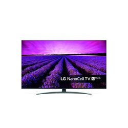 "Smart TV LG 49SM8200 49"" 4K Ultra HD LED WiFi Nero"