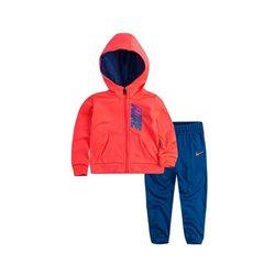 Tuta da Bambini Nike 408S-U72 Rosa Taglia - 4-5 Anni
