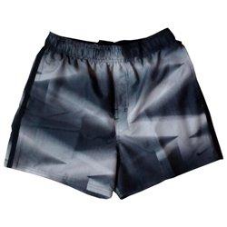 Nike Bañador Hombre Ness8526 001 Negro Gris S