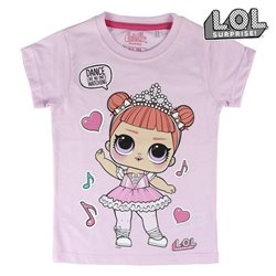 LOL Surprise! Camiseta de Manga Corta Infantil Dance 74046 5 Años
