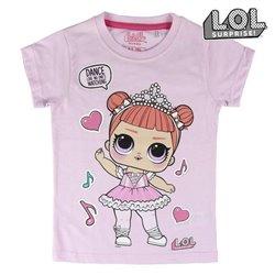 LOL Surprise! Camisola de Manga Curta Infantil Dance 74046 10 anos