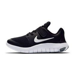 Nike Zapatillas de Deporte para Bebés Flex Contact 2 Negro 23.5