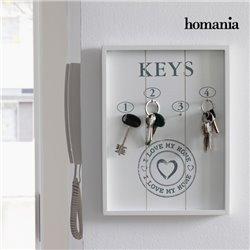 I Love My Home by Homania Key Organiser Rack