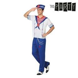 Costume per Adulti Marinaio (3 Pcs) M/L