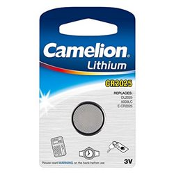 Batterie a Bottone a Litio Camelion PLI274 CR2025