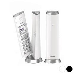 "Telefono Senza Fili Panasonic Corp. KX-TGK212SPW 1,5"" LCD DECT Bianco"