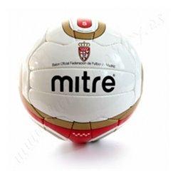 Pallone da Calcio Mitre RFFM Bianco