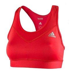 Reggiseno Sportivo Adidas TF Solid Rosa XS