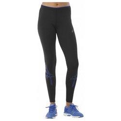 Leggings Sportivo da Donna Asics Asics Stripe Tight Nero L