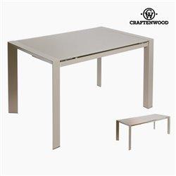 Craftenwood Grauer ausziehbarer tisch by