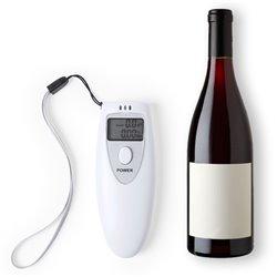 Alcoholímetro Digital 145287 Blanco