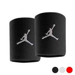 Polsino Sportivo Nike Jordan Rosso