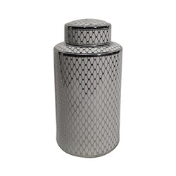 Vaso Geometric Ceramică 20 x 20 x 17 cm