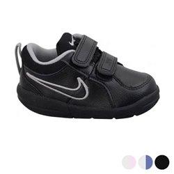 Scarpe da Tennis da Bambino Nike PICO 4 (TDV) 25 Bianco/Rosa