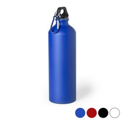 Bidon en Aluminium (800 ml) 145491 Rouge