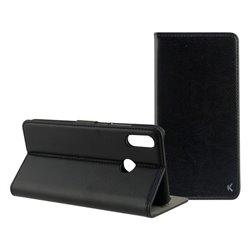 Capa tipo Livro para o Telemóvel com Íman Xiaomi Mi A2 Lite Preto