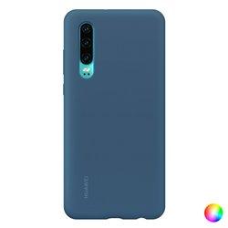 Huawei Funda para Móvil P30 Negro