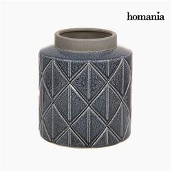 Jarro de cerâmica cinzento escuro by Homania