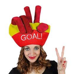 Cappello Bandiere del mondo Goal Spagna