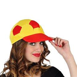 Cappello Sportivo Pallone da calcio Spagna