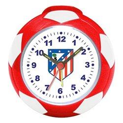 Orologio Sveglia Atlético Madrid Pallone da calcio