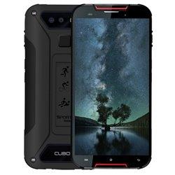 """Smartphone Cubot Quest Lite 5"""" Quad Core 3 GB RAM 32 GB Nero/Rosso"""