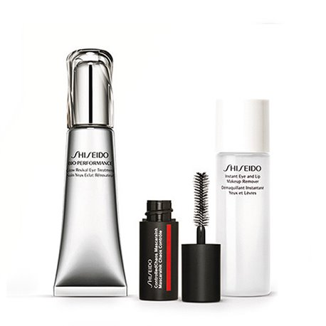 Cofanetto Cosmetica Donna Bio Performance Glow Revival Eye Shiseido (3 pcs)