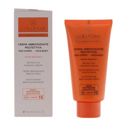 Abbronzante Perfect Tanning Collistar Spf 15 (150 ml)