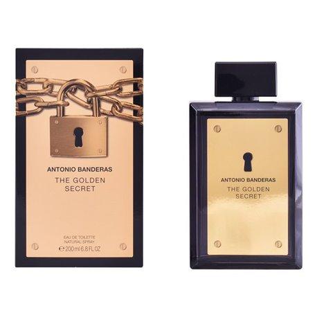 Profumo Uomo The Golden Secret Antonio Banderas EDT (200 ml)